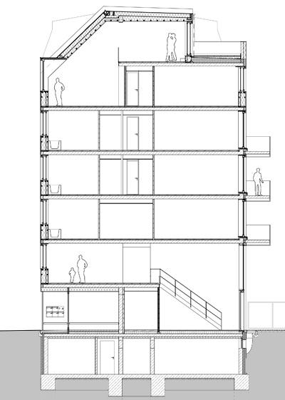 Architekt dipl ing heiko behrens - Architektur schnitt ...
